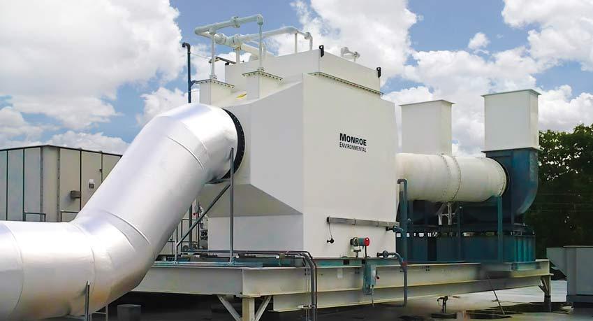 002VOC空氣污染控制系統及設備