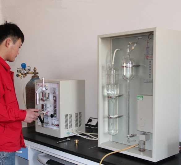 碳硫快速分析儀