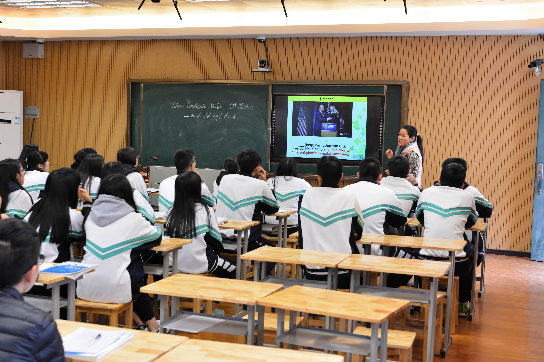 三水区华侨中学自动录播室
