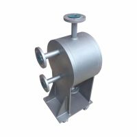 全焊接板殼式換熱器