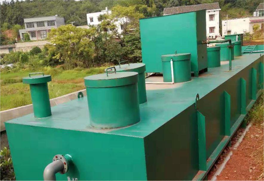 湘潭美麗鄉村建設污水集中處理項目
