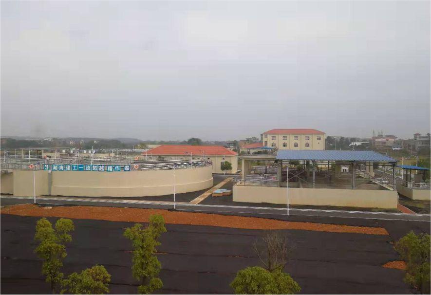 永州道縣污水處理廠