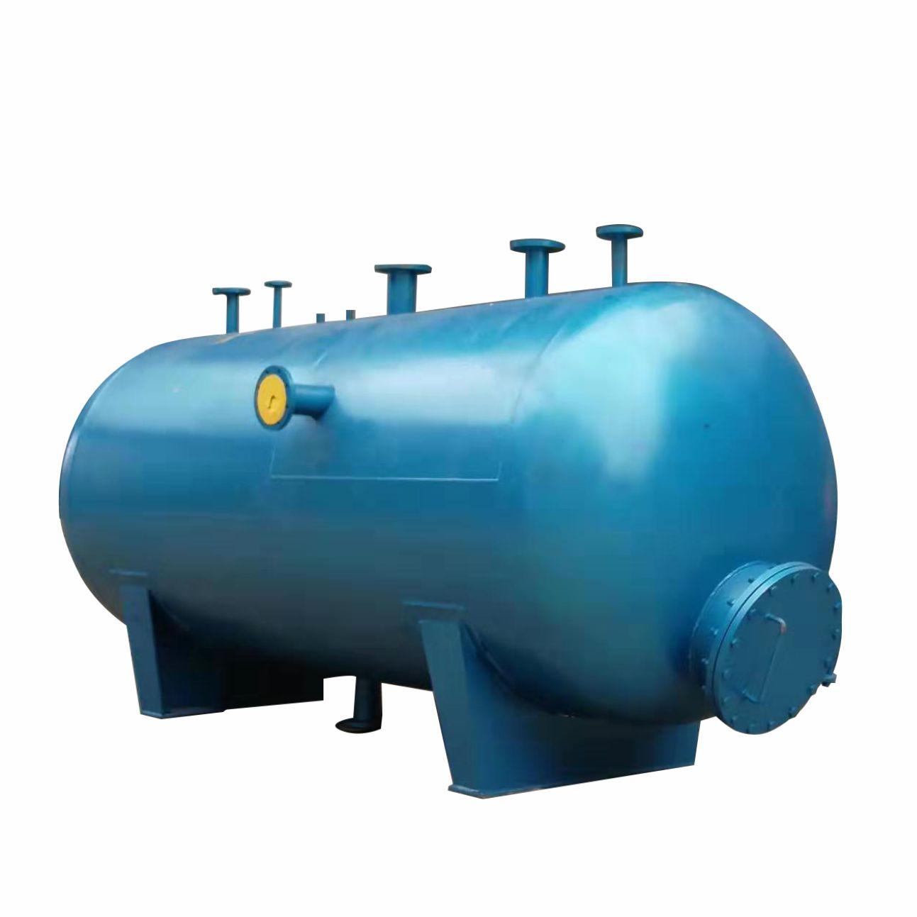 大氣式熱力除氧器