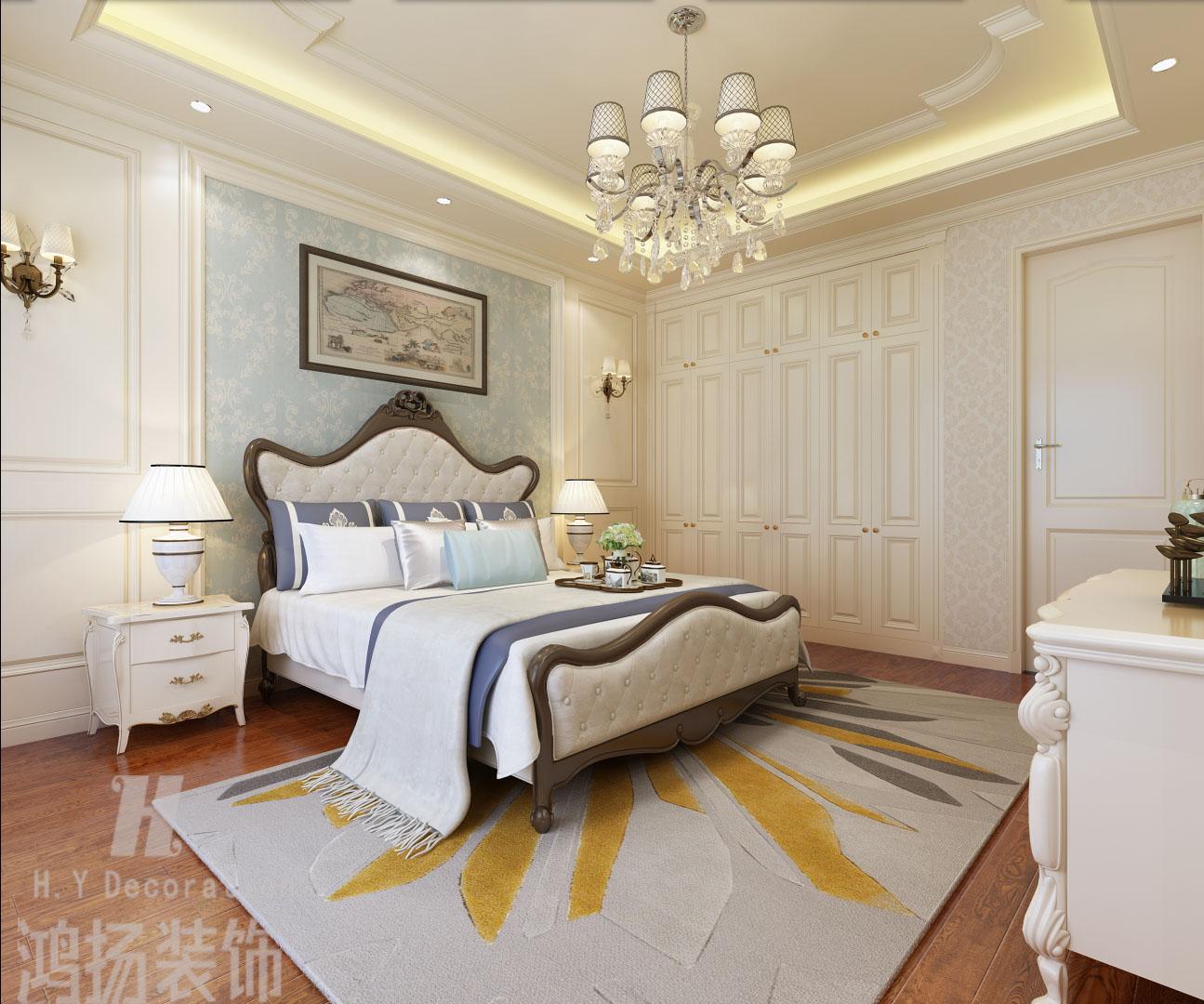 别墅欧式风格18万半包陈超碧桂园-三楼儿童房2拷贝