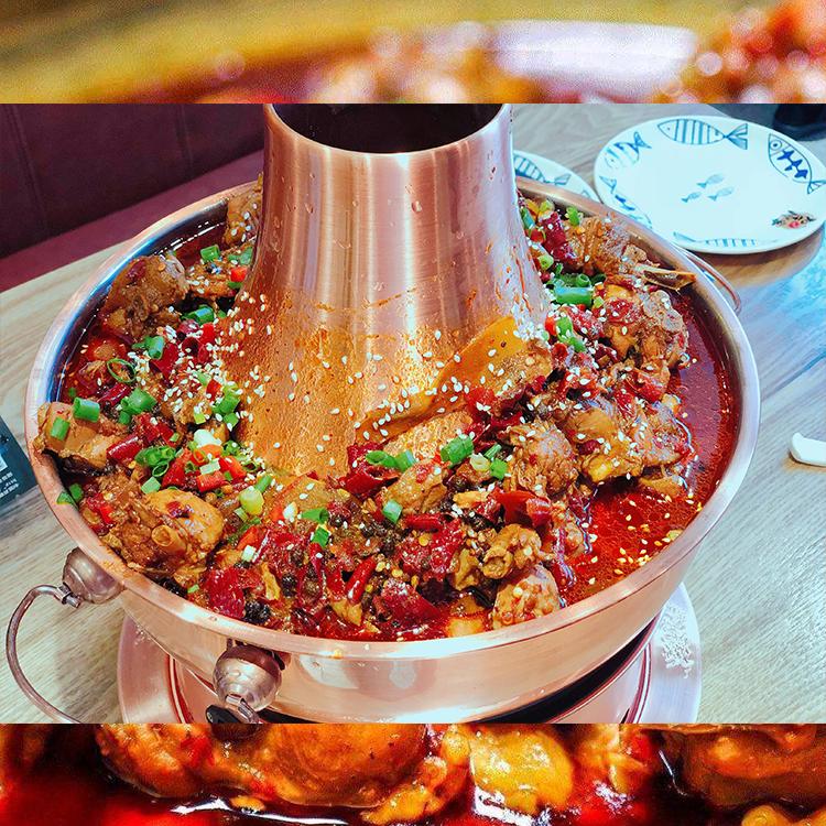 火鍋雞1--