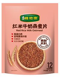 红米牛奶燕麦片