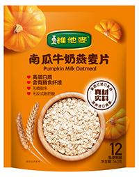 南瓜牛奶燕麦片