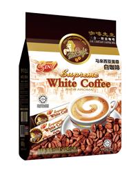 白咖啡袋装
