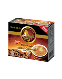 金咖啡12条