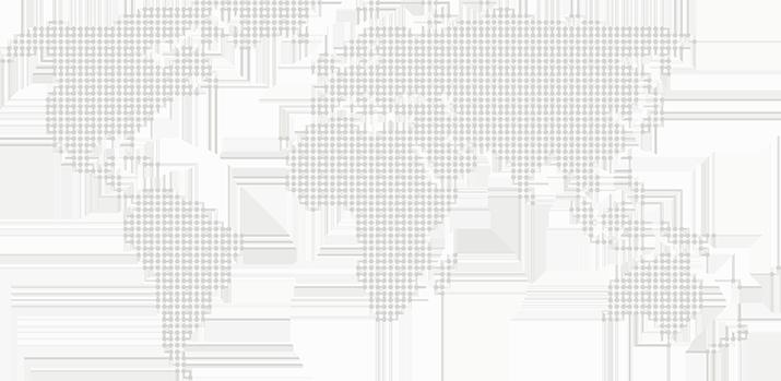 世界地圖-淺色點