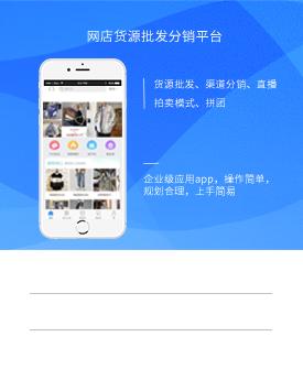 火柴案例-網商園分銷app