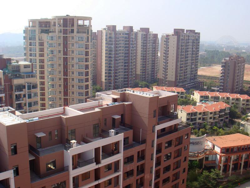 广西南宁市仙葫绿城国际村-联发尚品工程
