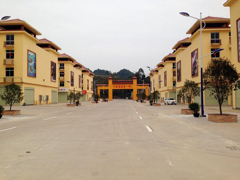 广西凭祥弄怀中国边贸第一城
