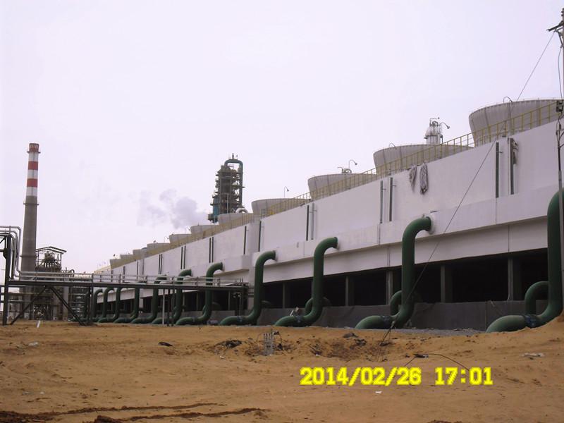 陜西靖邊能源化工項目二循環