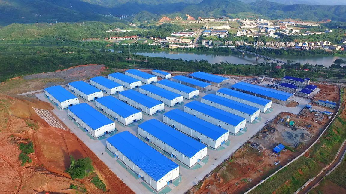 永安中央直屬棉花儲備庫工程-2018年8月