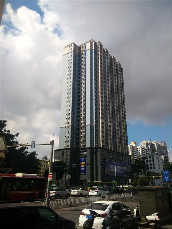 广西南宁新民路43号危旧房改住房项目-竣工2018年