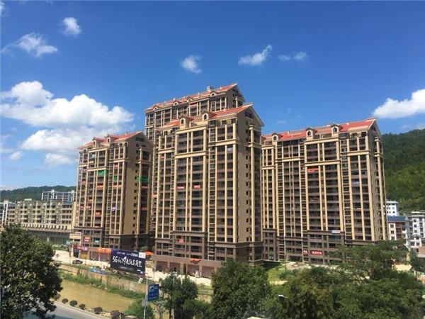 龙岩长汀幸福七里东庭西苑工程-2018年7月