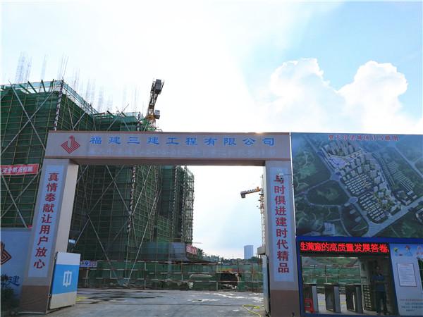 2019萍鄉翼天中梁城第二標段