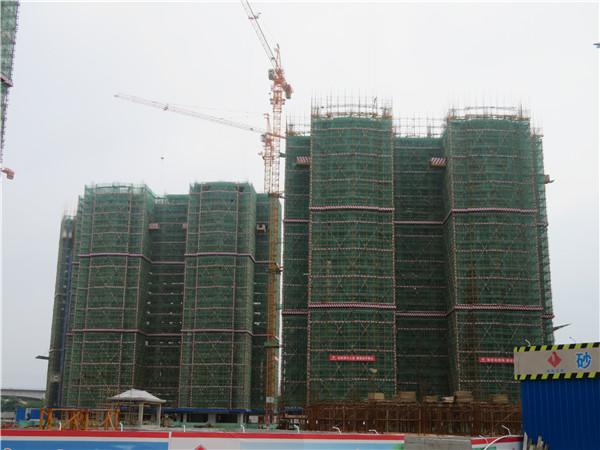 2019西客明珠安置房工程