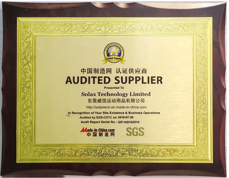 中國制造網認證供應商_solax