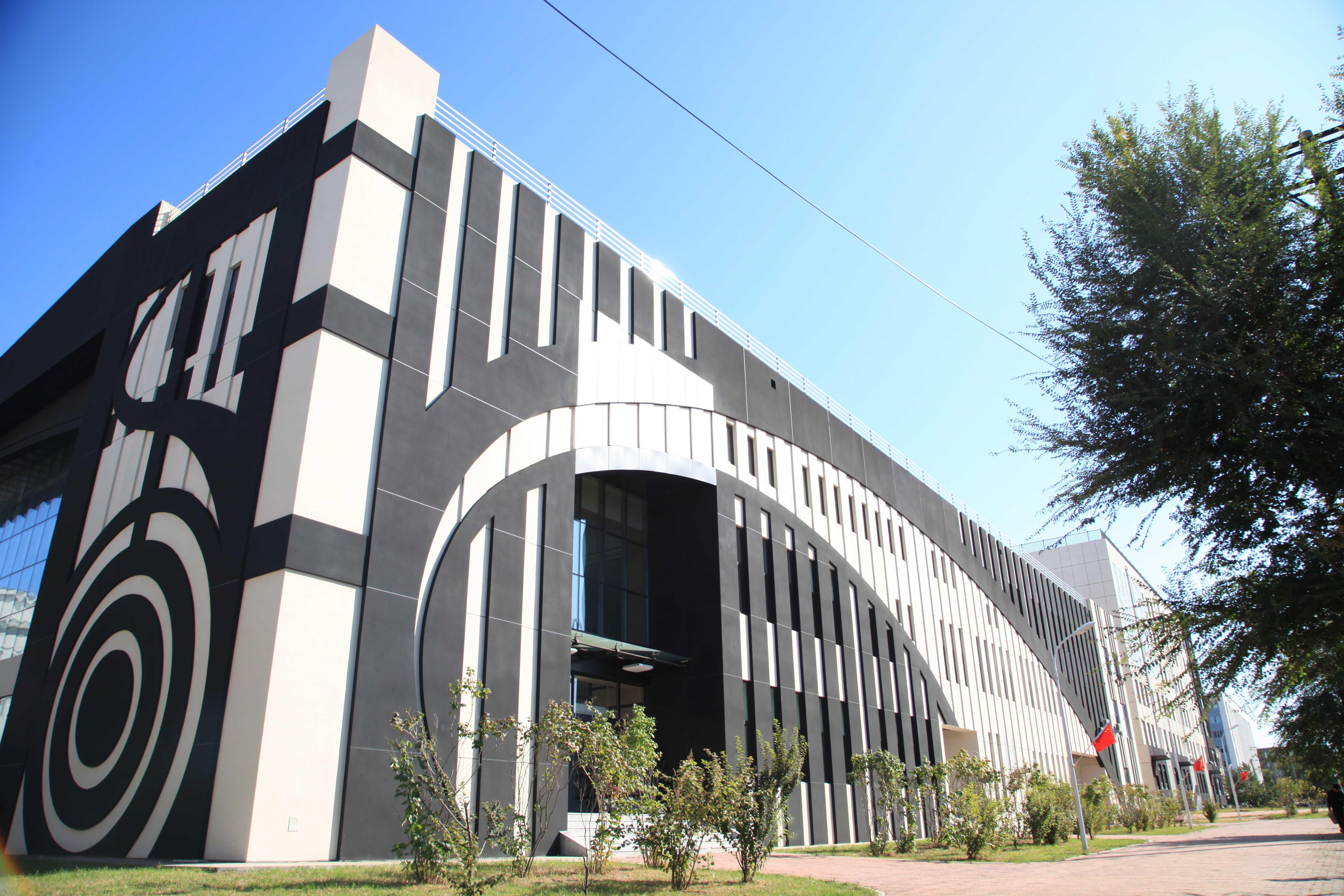哈尔滨学院新校区u赢电竞返现二期音乐教学楼及音乐厅工程