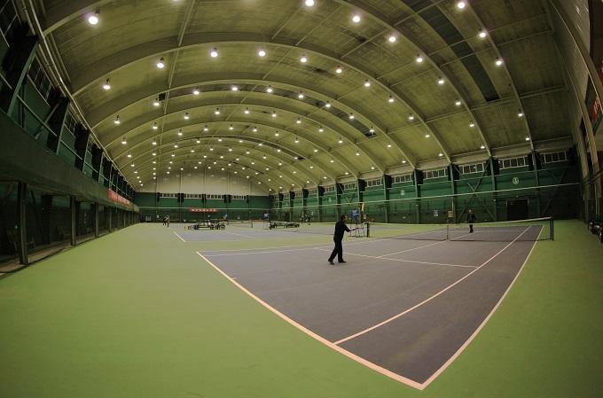 钢结构-晋中市青少年活动中心体育馆项目