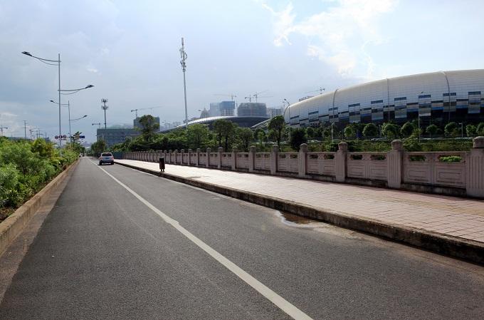 公路工程-南宁五象新区核心区六号路良庆河项目