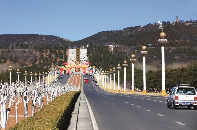 公路工程-晋城市泽州北路项目