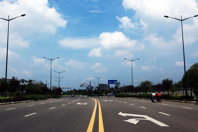 公路工程-江油市江彰大道南段工程建设项目