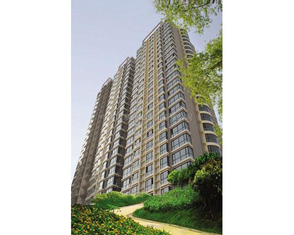 民用建筑-太原市警备区新建南路26-高层住宅楼