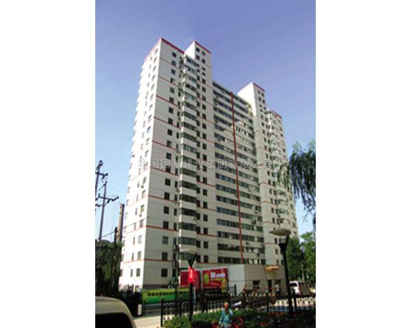 民用建筑-山西日报社18-高层住宅楼