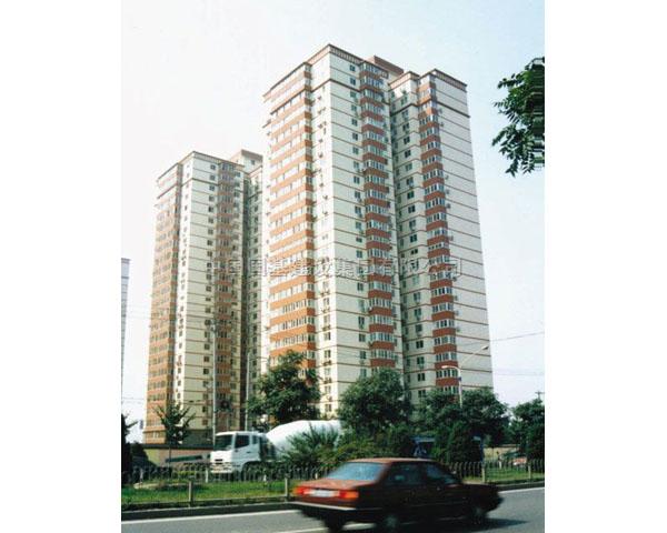 民用建筑-山西省昱盛房地产开发公司高层住宅楼
