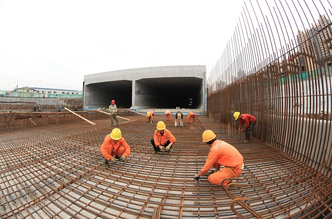 其他类型-广州东江首府项目沿江大道保利隧道段工程项目
