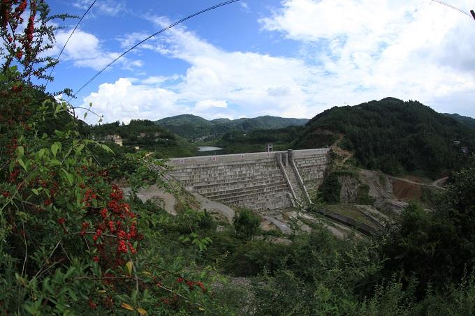 水利工程-贵州卡河水库