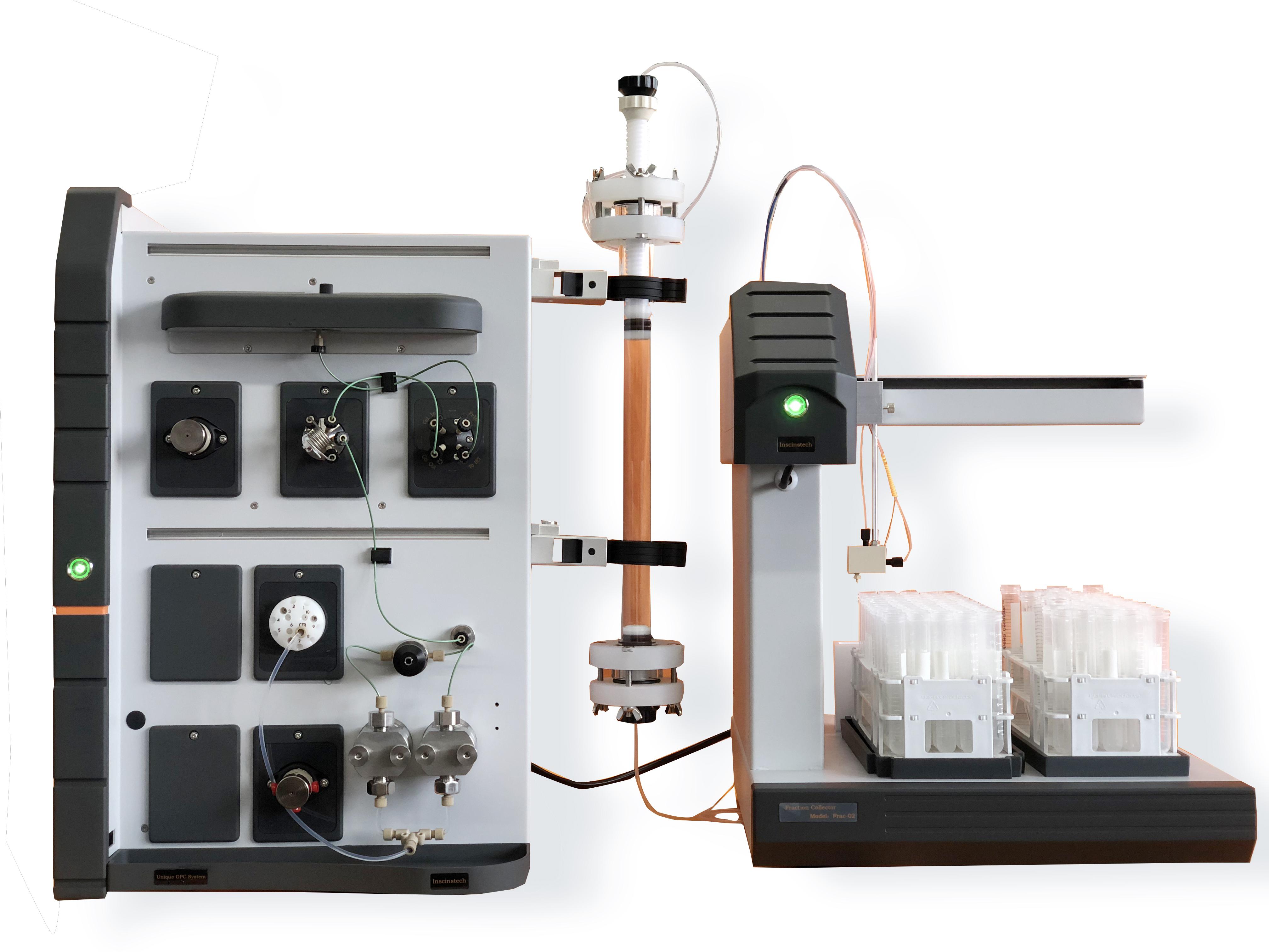 Unique AutoClean凝膠凈化系統