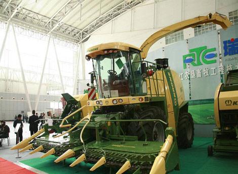 2011年4月黑龙江畜牧业博览会