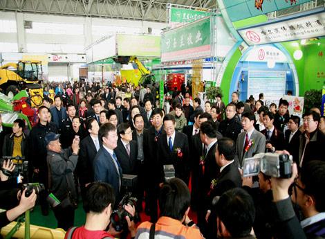 2011年4月黑龙江畜牧业博览会4