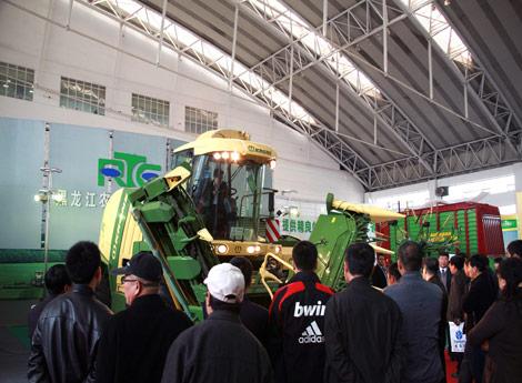 2011年4月黑龙江畜牧业博览会8