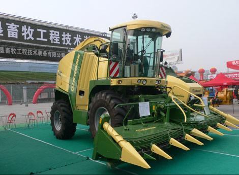 2011年6月第九届中国-合肥国际奶业展览会暨第二届中国奶业大会