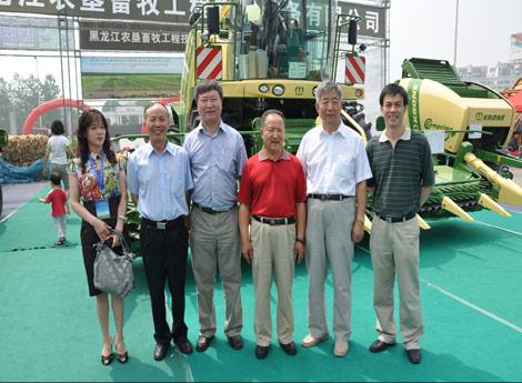 2011年6月第九届中国-合肥国际奶业展览会暨第二届中国奶业大会2