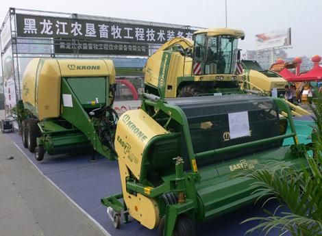 2011年6月第九届中国-合肥国际奶业展览会暨第二届中国奶业大会5