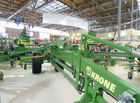 2011年11月德国汉诺威国际农业机械展览会