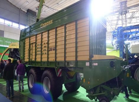 2011年11月德国汉诺威国际农业机械展览会2