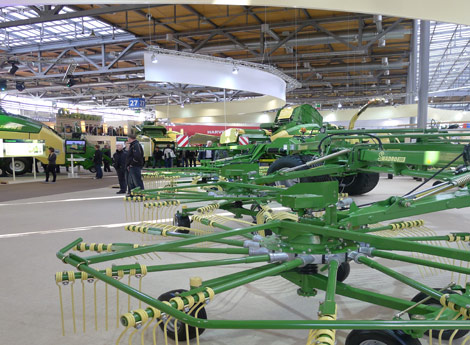 2011年11月德国汉诺威国际农业机械展览会3