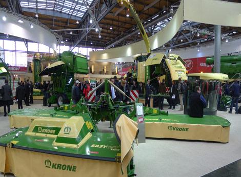 2011年11月德国汉诺威国际农业机械展览会5