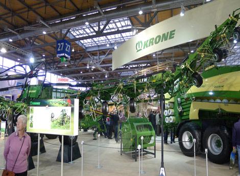 2011年11月德国汉诺威国际农业机械展览会7