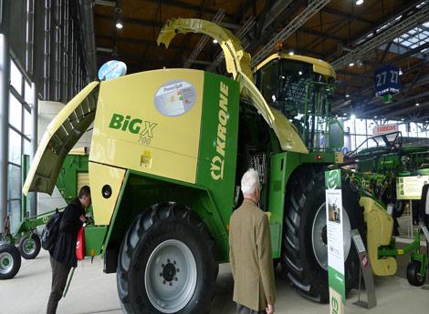 2011年11月德国汉诺威国际农业机械展览会8