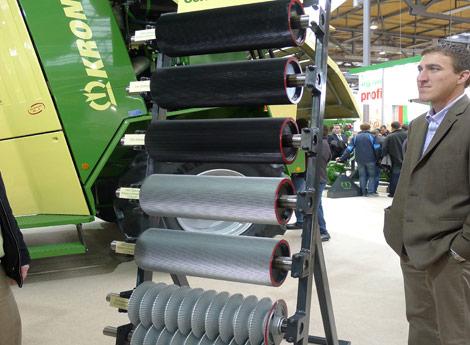 2011年11月德国汉诺威国际农业机械展览会12