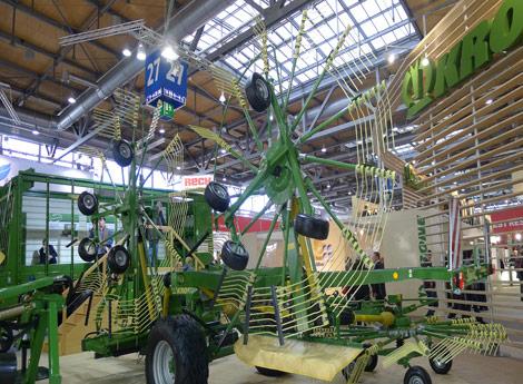 2011年11月德国汉诺威国际农业机械展览会13