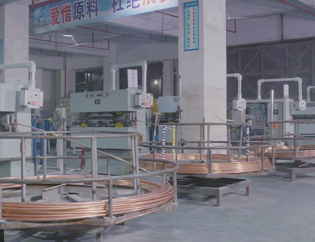 先进的生产工艺-防火电缆,矿物绝缘电缆,BTTZ电缆
